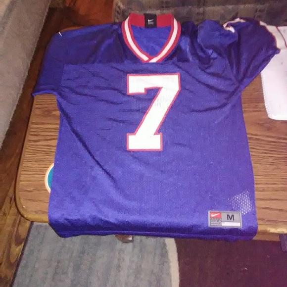 buy online c8734 ec37f Nike Buffalo bills Doug flutie jersey